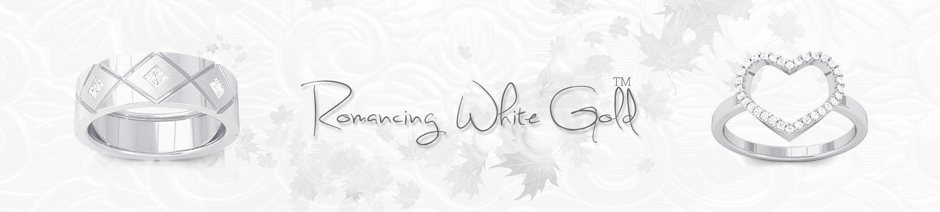 Kreeli Romancing White Gold